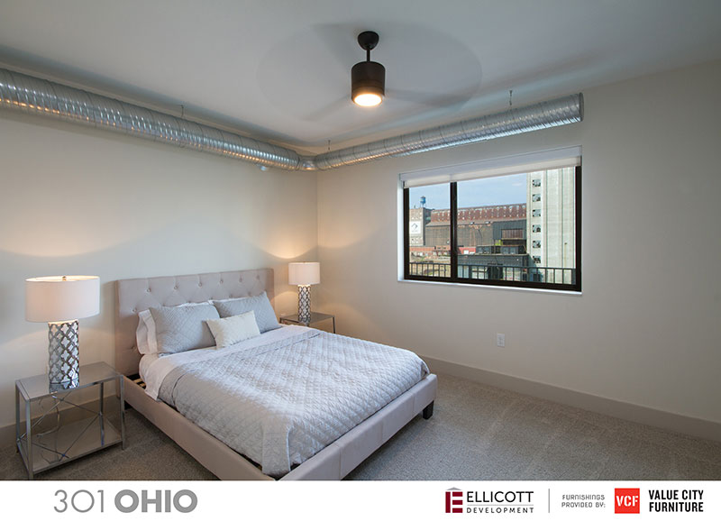 301 Ohio Street Ellicott Development