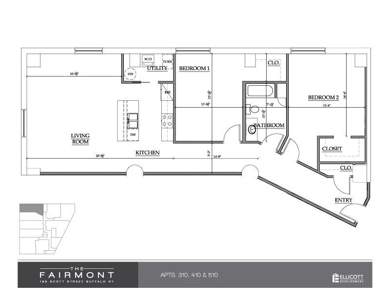 The Fairmont Ellicott Development
