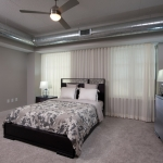 The Mosey Apt 3B Bedroom