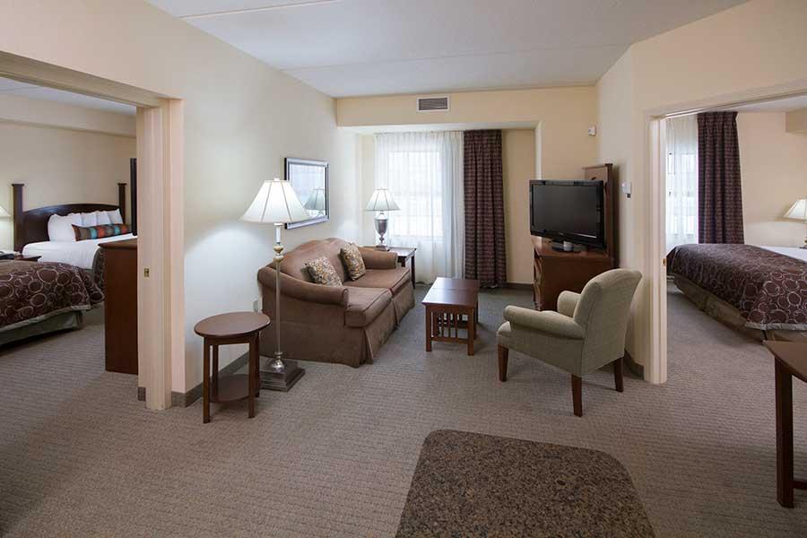Rooms: Staybridge Suites Buffalo