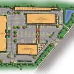 University Place Site Plan