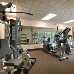 Wingate-Fitness Room