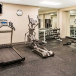 Wyndham Garden Williamsville fitness