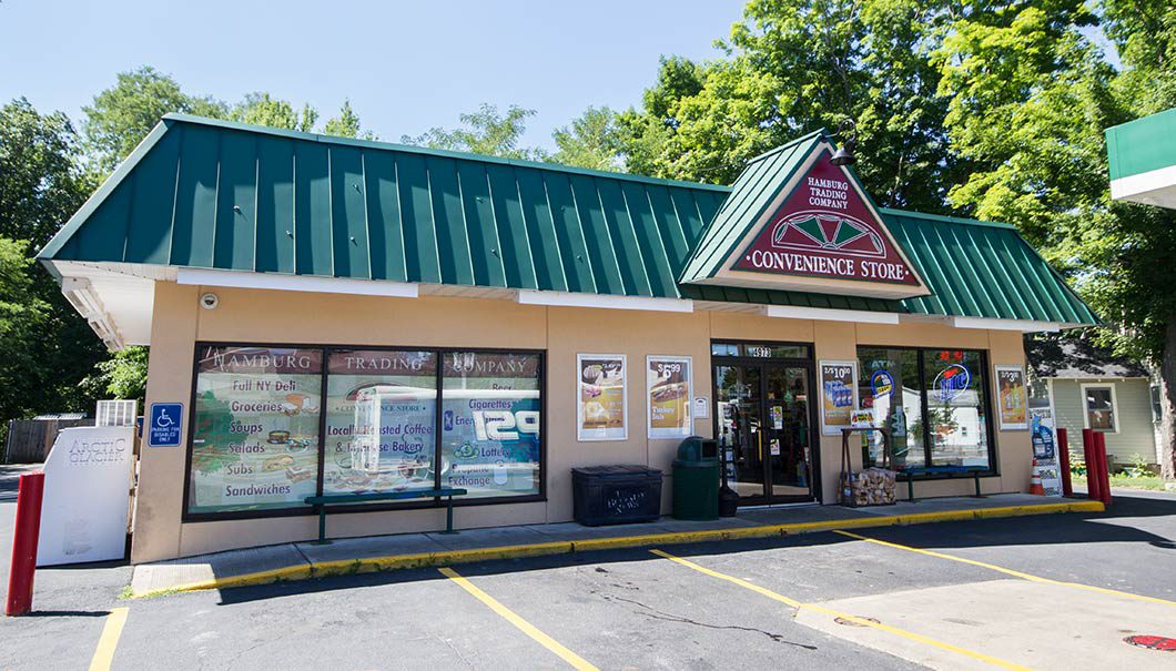 Big Tree Trading Company Convenience store