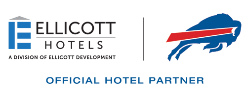 Official Hotel Partner of the Buffalo Bills