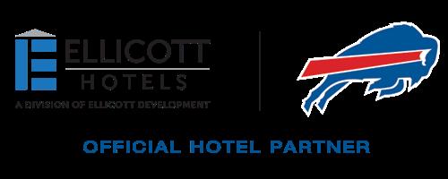 Official Hotel Partner of the Buffalo Bills