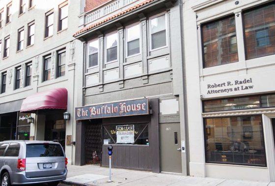 172 Franklin Street Buffalo New York, Retail space