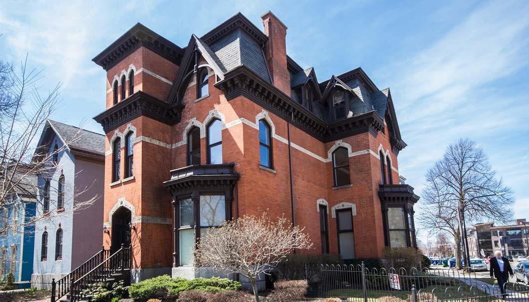 414 Franklin Avenue Buffalo NY