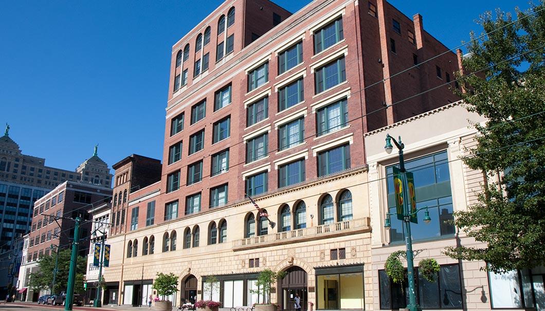 Belsaria Building, 514 Main Street Buffalo