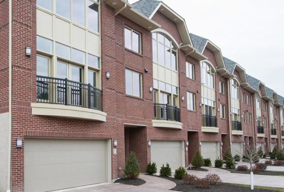 Buffalo Waterfront Townhomes