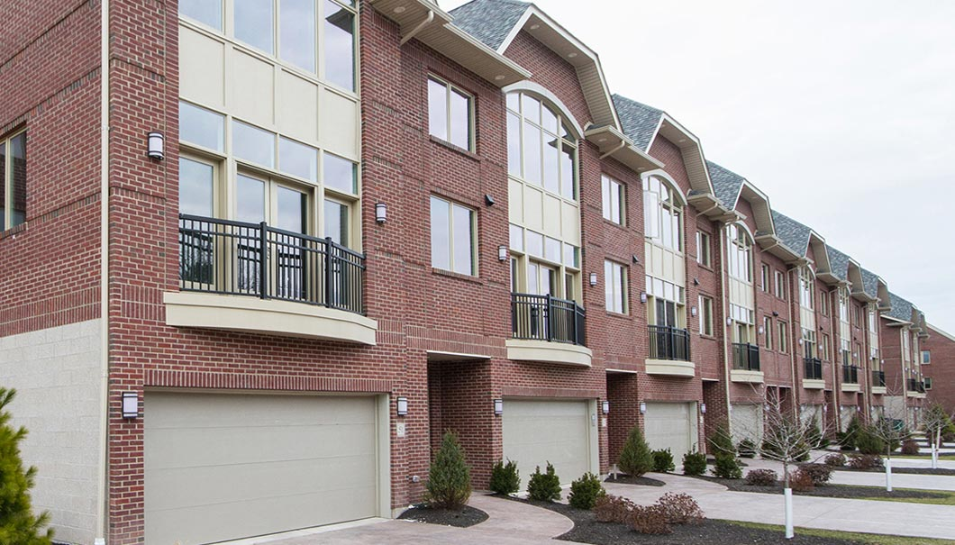 Townhomes At Waterfront Place Ellicott Development