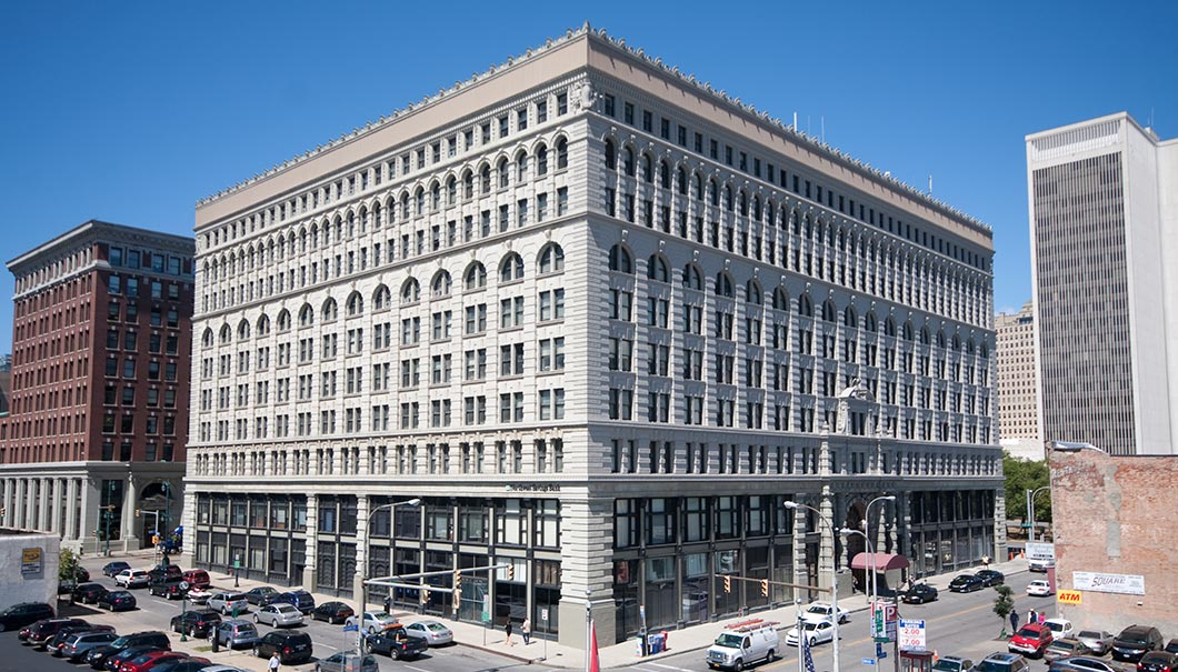 Ellicott Square building