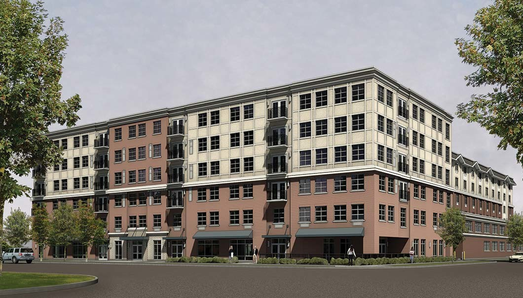 5195 Main Stree, the residences at the Mosey