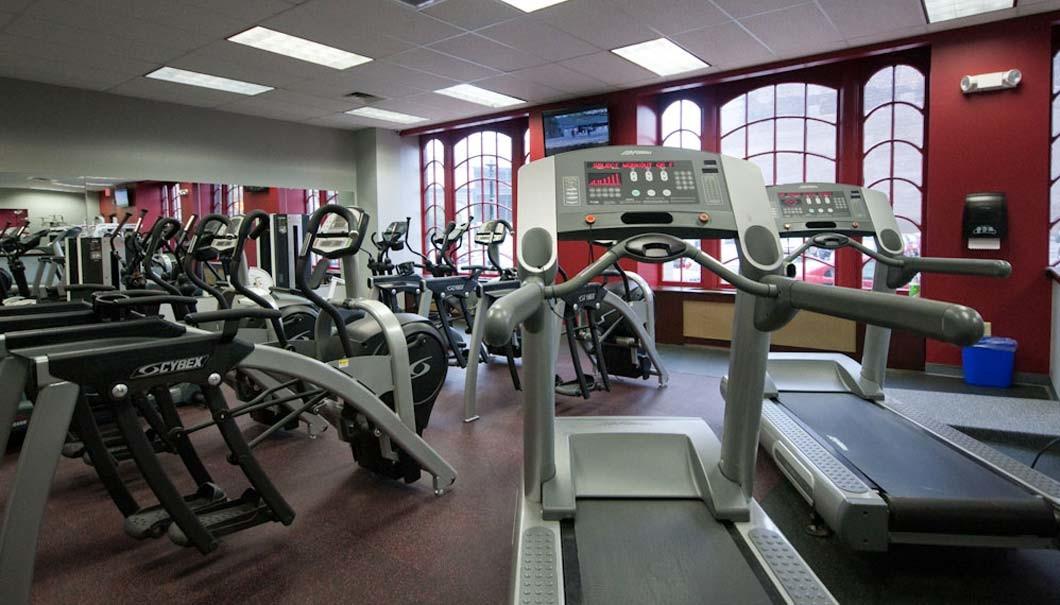 Ellicott Square Fitness Center