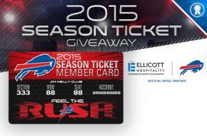 Bill Season Ticket giveaway