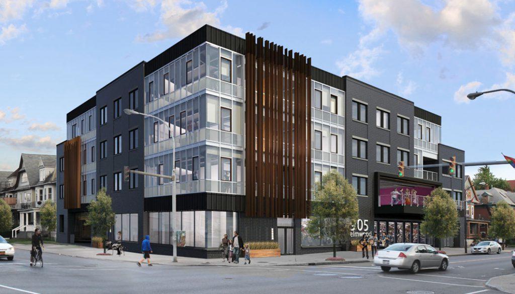 905 Elmwood Apartments, Buffalo NY