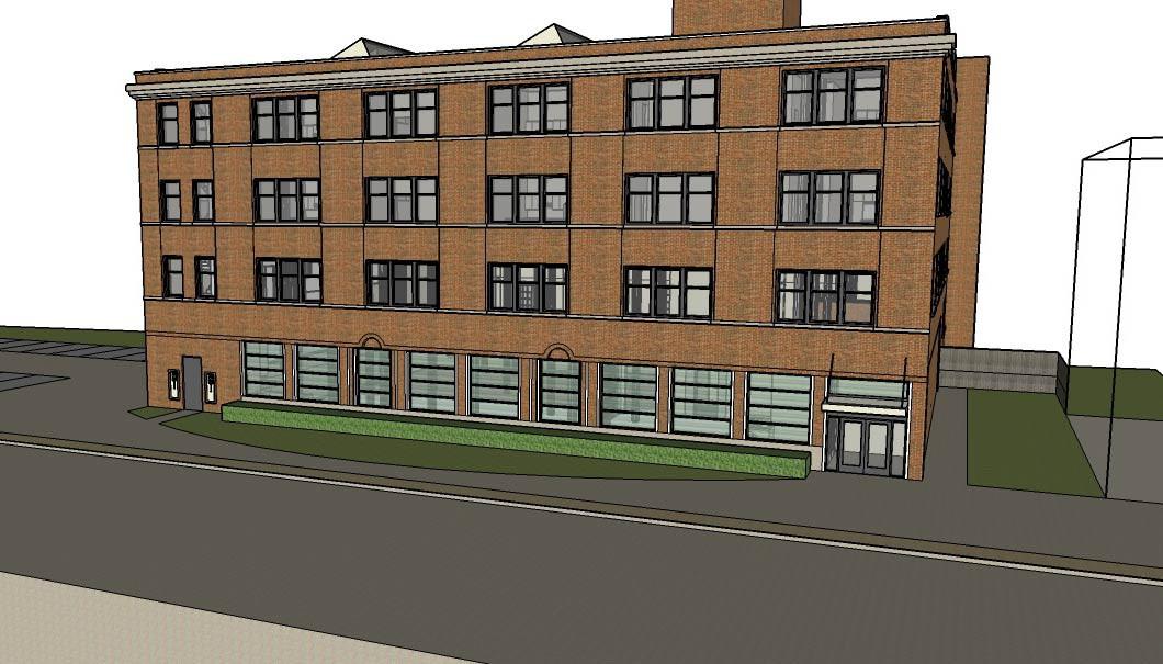 960 Busti Buffalo NY leasing space