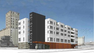 Ellicott Development's Ohio Street Project