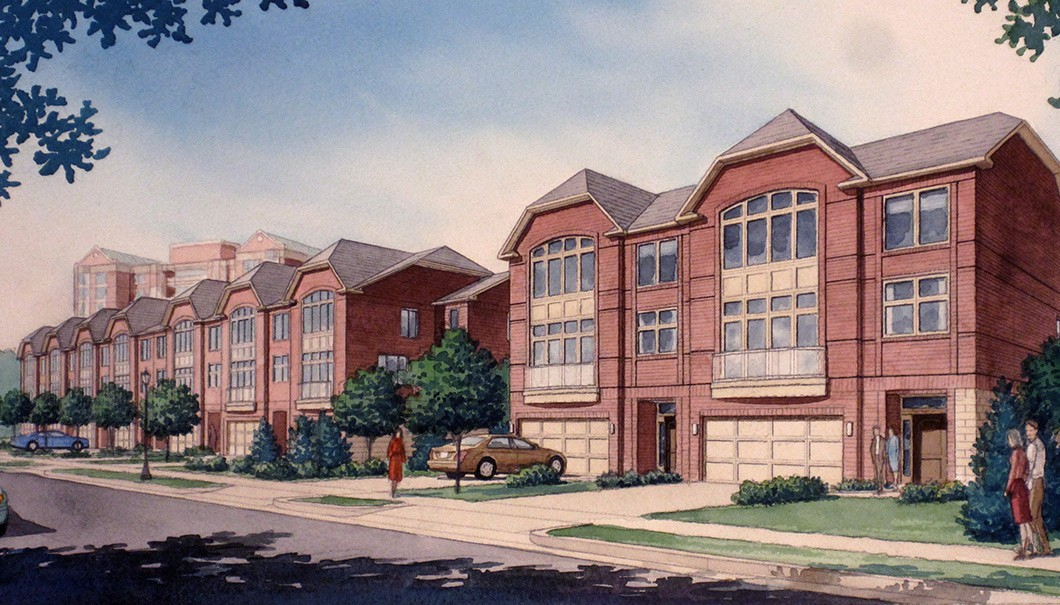 Waterfront Townhomes Buffalo