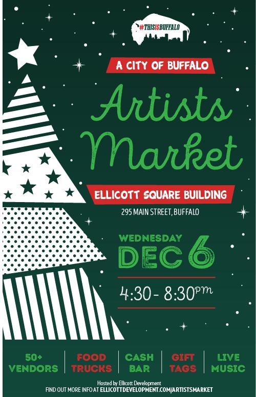 A City of Buffalo Artists Market