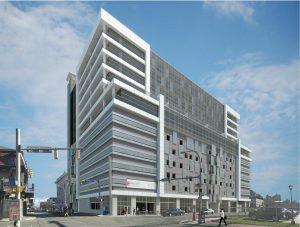 500 Pearl Street rendering