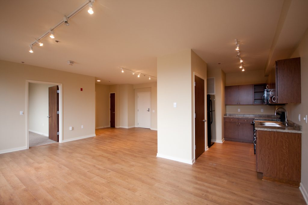 10 Symphony Circle, inside apartment