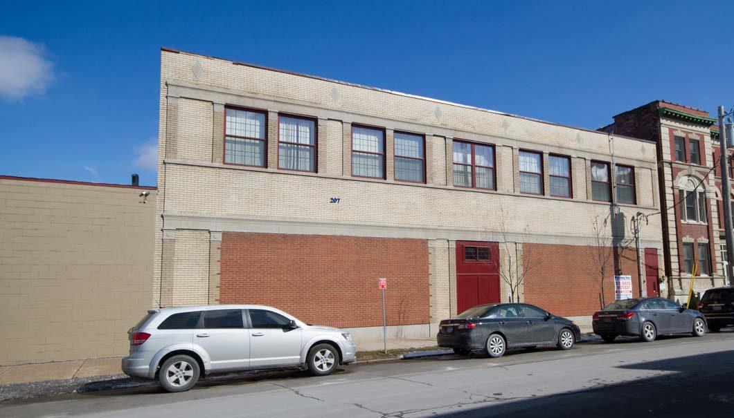 207 West Huron Buffalo NY