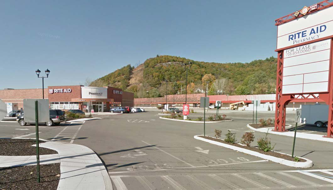 Port Jervis Plaza retail leasing space