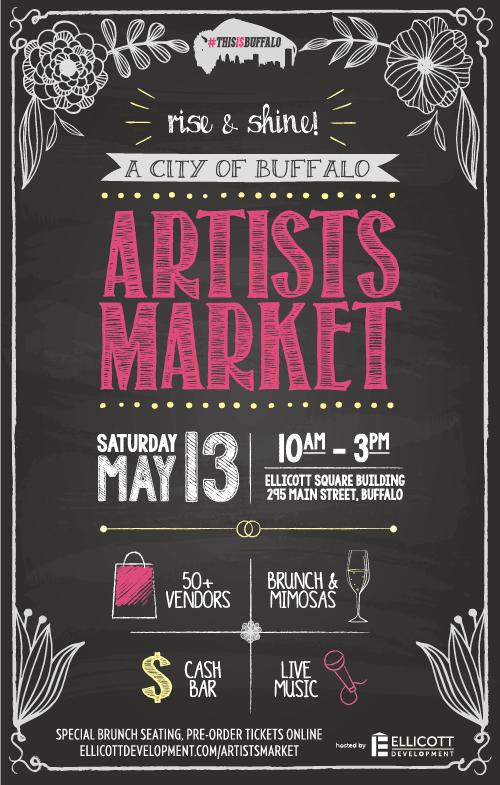 Buffalo Artists Market