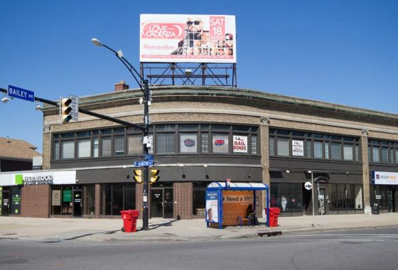 Bailey and Kensington Billboard Space