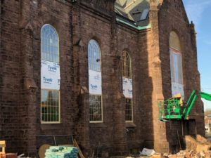 Buffalo Rising: Construction Watch: Our Lady of Lourdes