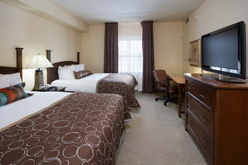 Staybridge Two Queen Room