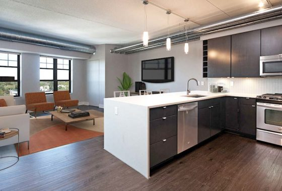 Apartment at the Mosey