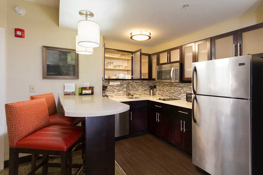Staybridge Suites Kitchen