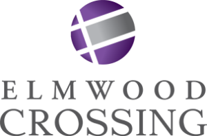 Elmwood Crossing Logo