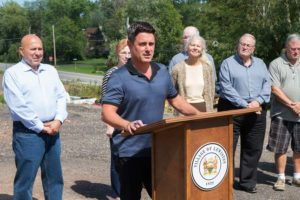 Ellicott Development Breaks Ground in Lewiston