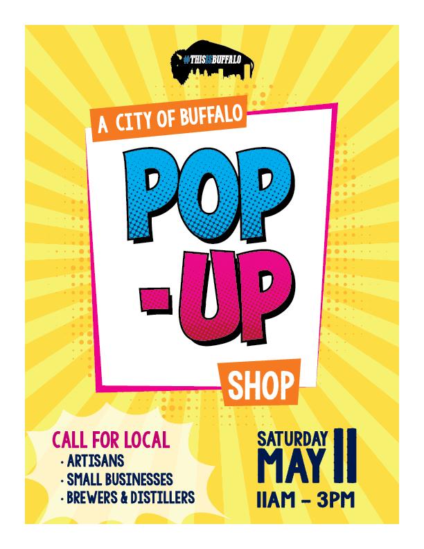 2019 Spring Pop Up Shop