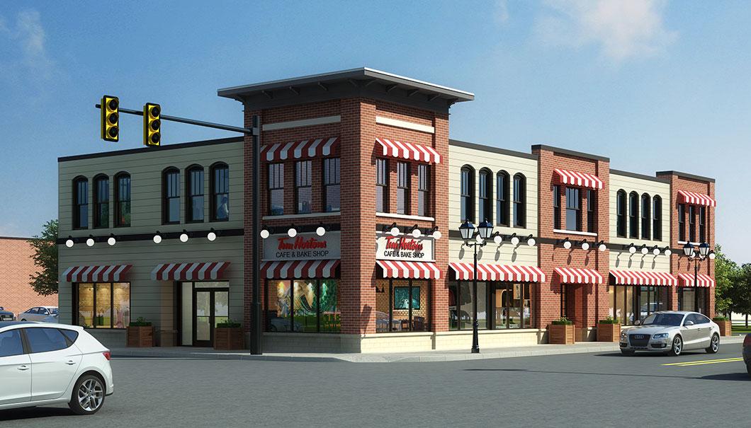 474 Michigan Ellicott Development