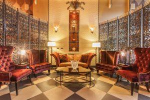 Giacomo Hotel Lobby