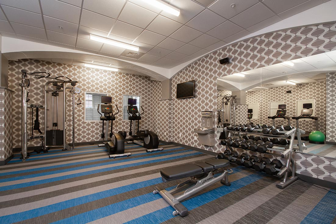 Aloft-Fitness