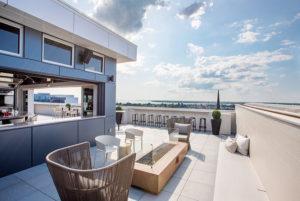 Patricks Rooftop Bar