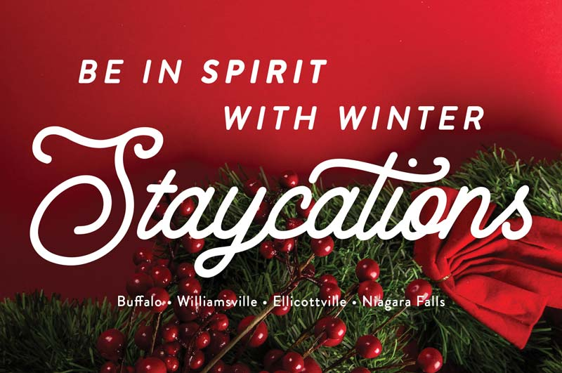 Winter Staycations
