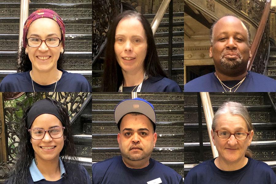 Ellicott Hotels Housekeeping Staff