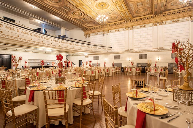500 Pearl event spaces