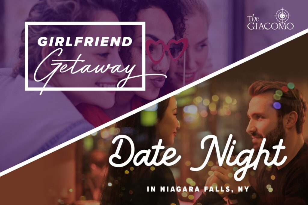 Giacomo Date Night and Girlfriend Getaway