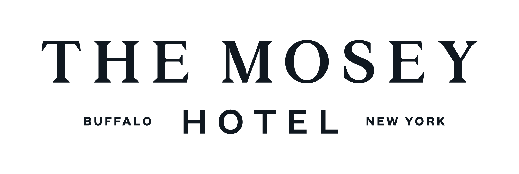 The Mosey Hotel Logo