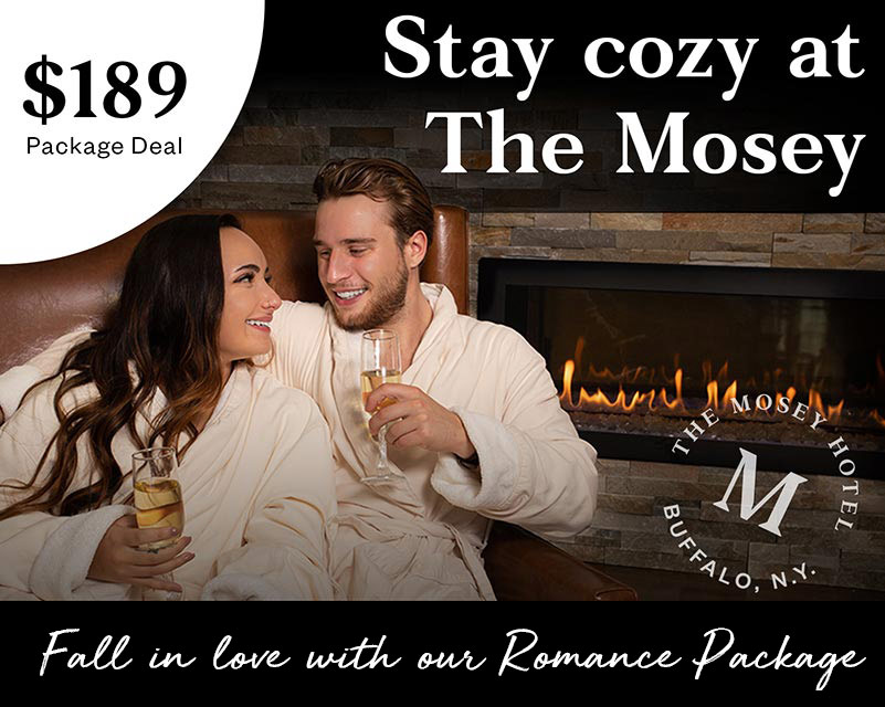 Stay Cozy at the Mosey
