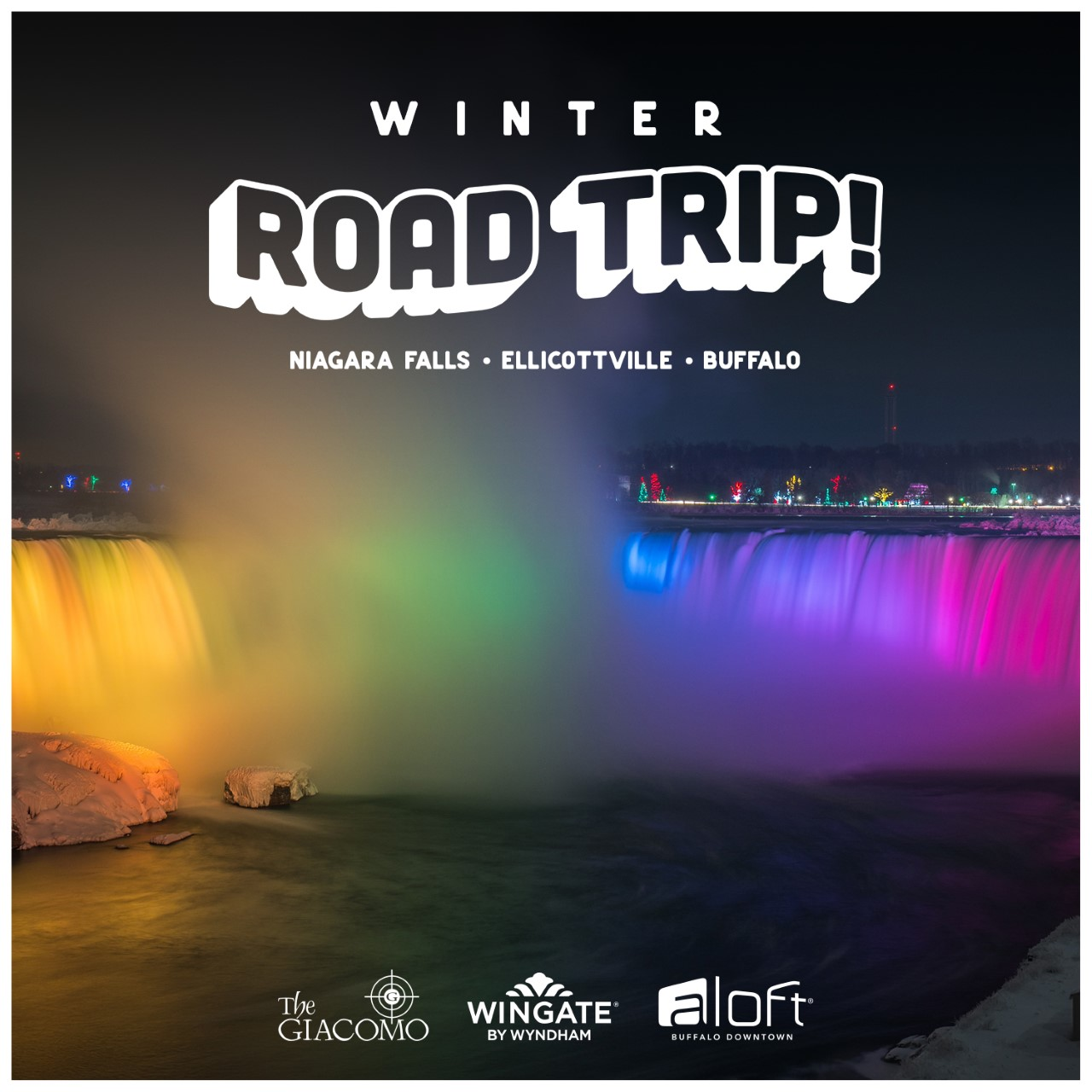 Winter Road Trip