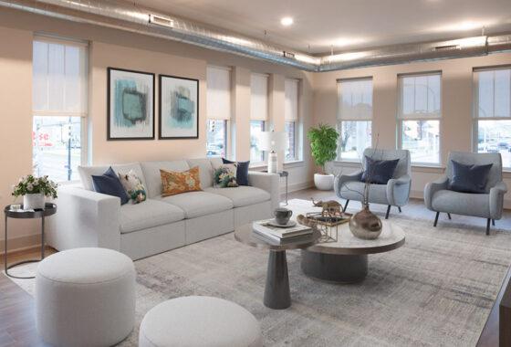 474 Michigan Living Room