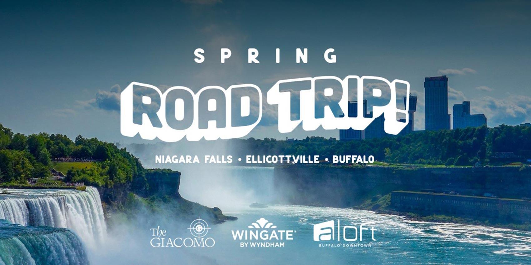 Road Trip Spring